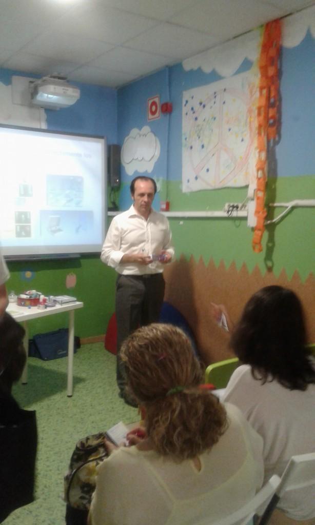 ASMAMADRID organizó un taller para mejorar el control del asma