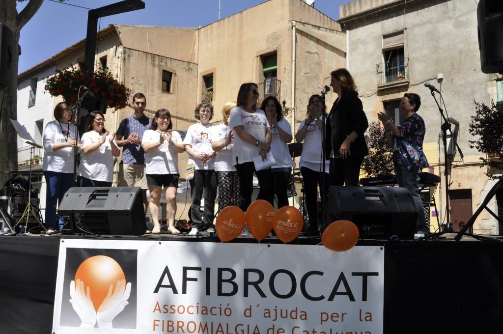 AFIBROCAT conmemoró el día de la fibromialgia