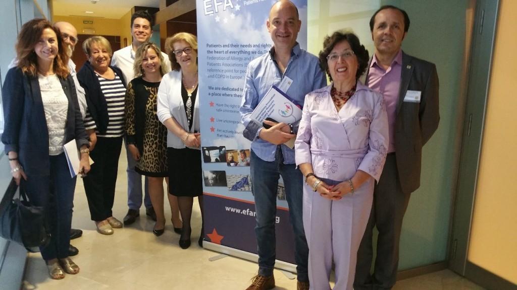 La European Federation of Allergy celebró su encuentro anual en Málaga