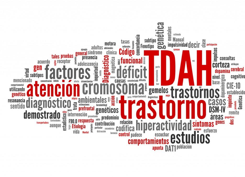 trastorno de déficit de atención con hiperactividad sintomas de diabetes