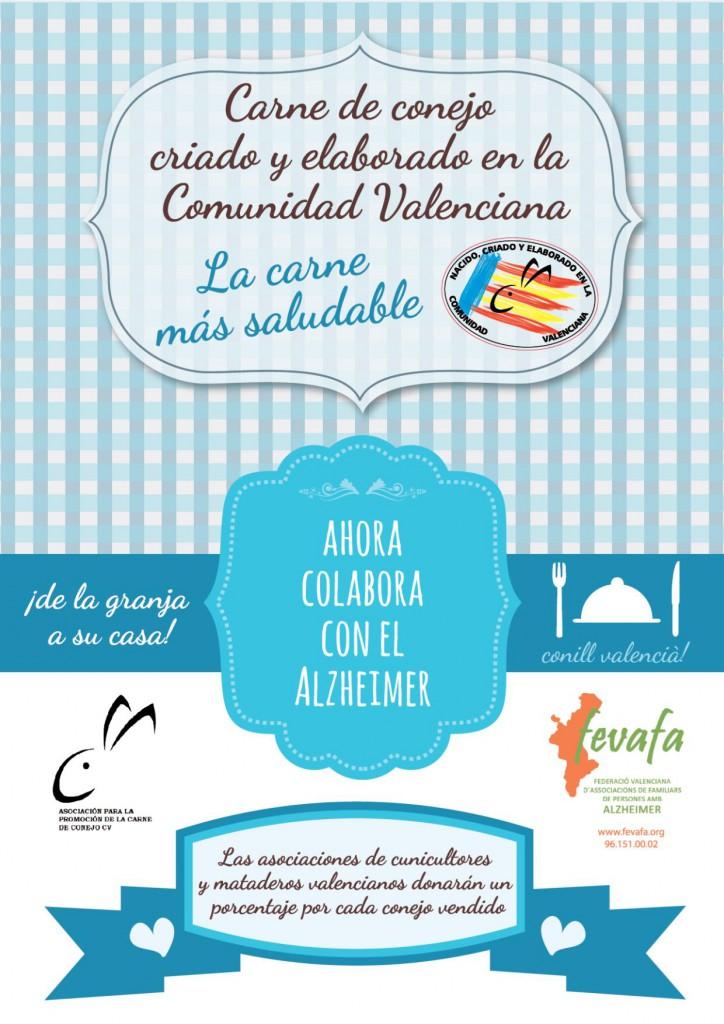 CARTEL Campaña Carne Conejo (1)