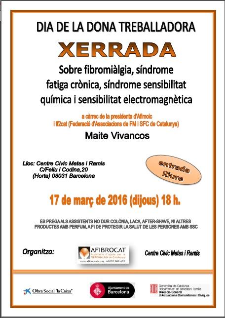En AFIBROCAT celebramos el Día de la Mujer Trabajadora