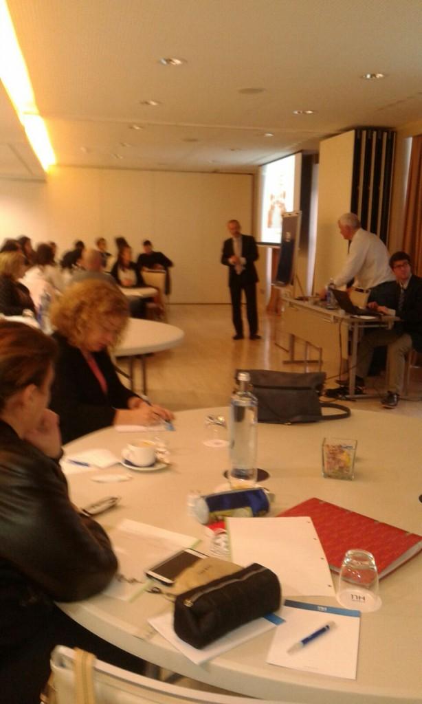 ASMAMADRID participa en la reunión entre alergólogos y asociaciones de pacientes