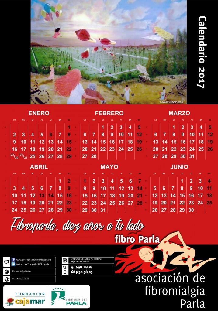 Fibroparla calendario