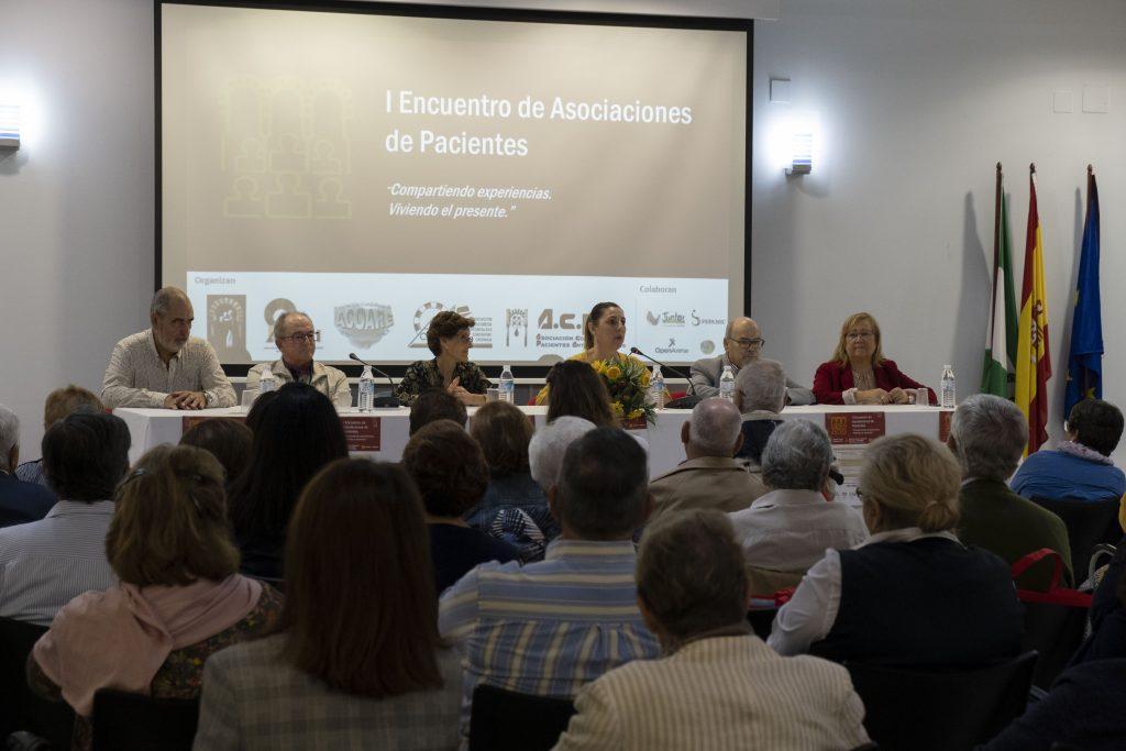 """""""I Encuentro de Asociaciones de Pacientes como Agentes de Salud"""" en Málaga"""